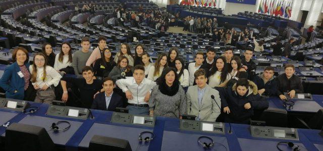 Colegio Hernández Parlamento Europeo
